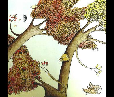 Autunno, la stagione delle foglie.
